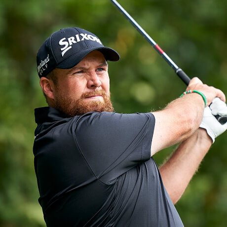 Tour player Shane Lowry