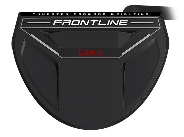 Cleveland Golf Frontline Putters CERO Single-Bend