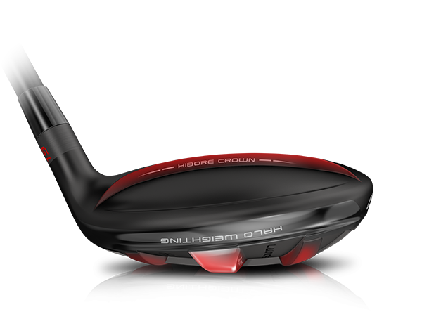 Cleveland Golf Launcher Halo Hybrids Face