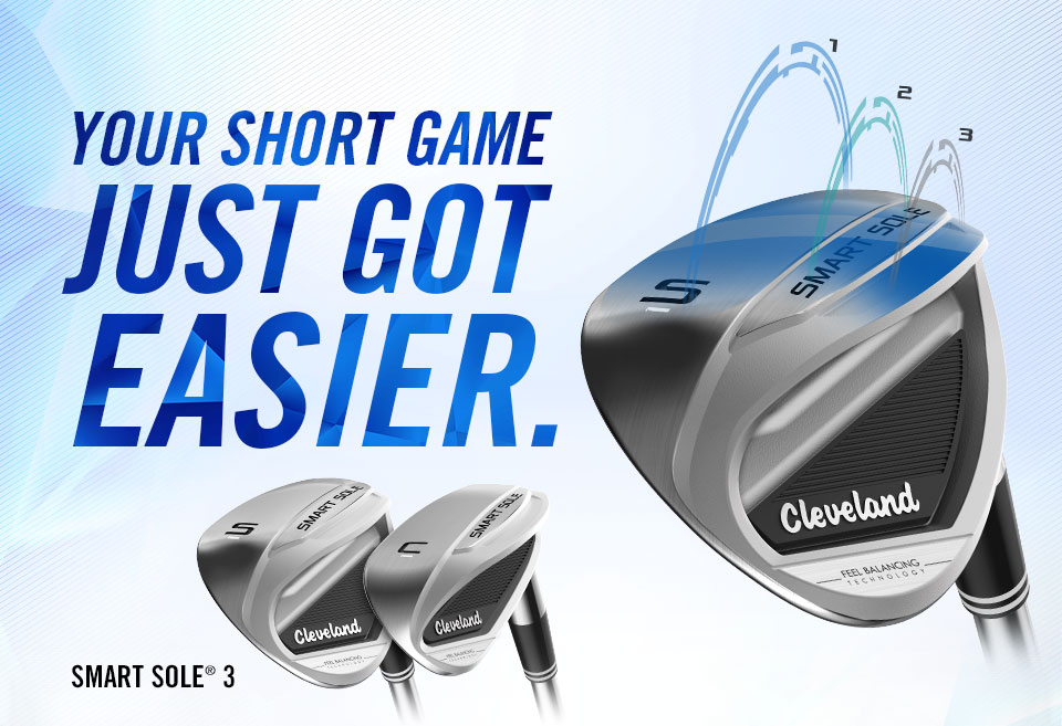 Your Short Game Just Got Easier.