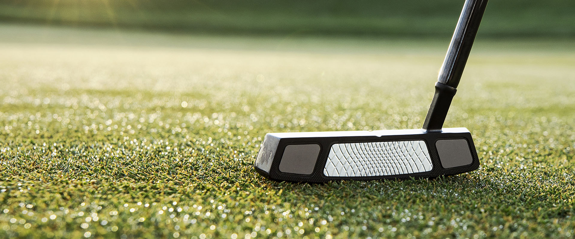 Cleveland Golf Frontline Putters Two on Grass