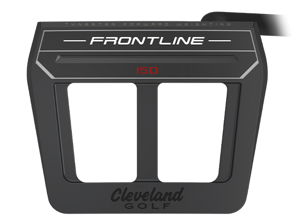 Cleveland Golf Frontline Putters ISO Single-Bend