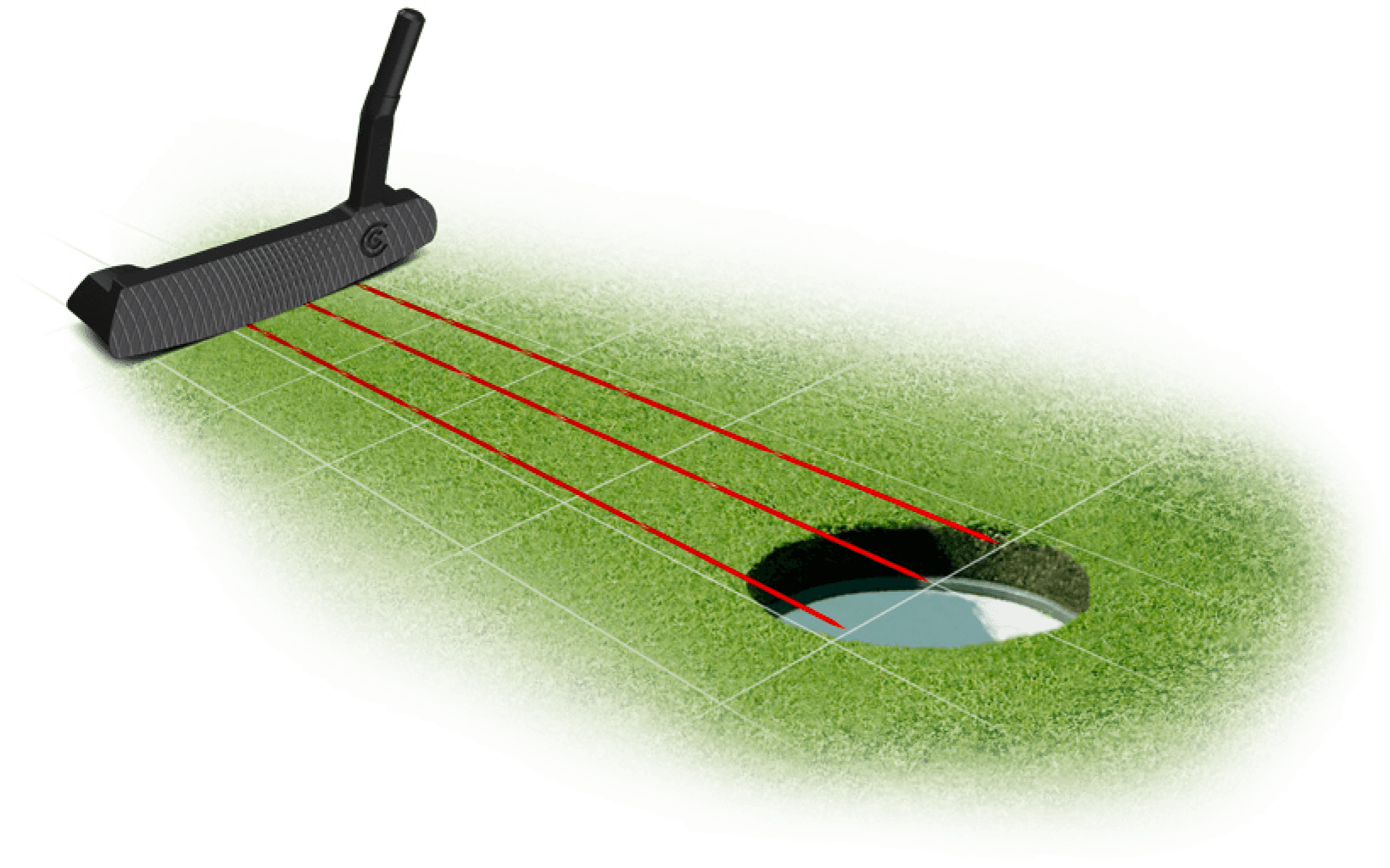 Putter with SOFT