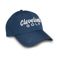CLEVELAND GOLF BALL MARKER CAP,Navy